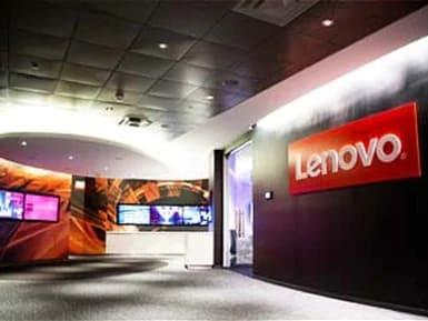 Lenovo Executive Briefing Center - Executive Briefing Center entrance
