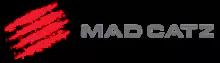 shop by brand mad catz logo