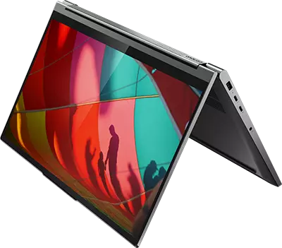 Lenovo Yoga C940 Laptop Side View