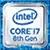 Intel Core i7 8th Gen Processor Logo